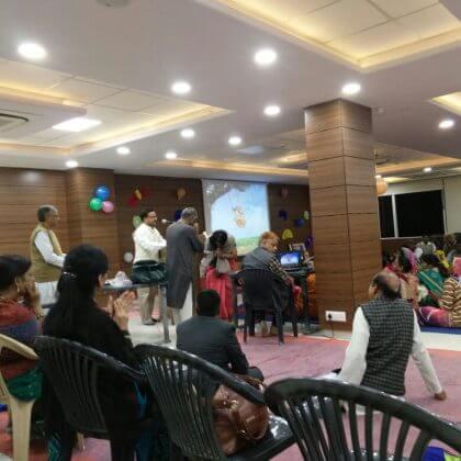 गीता जयन्ती का आयोजन
