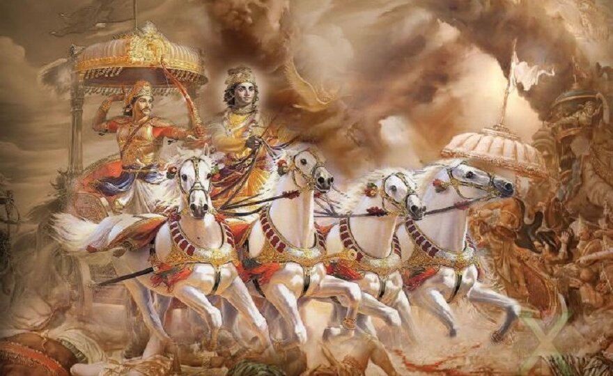 gita in hindi
